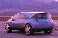 Le Renault Koleos Concept par l'oeil de Lynx