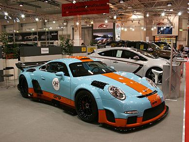 (Vidéo) 9ff GT9 Club Sport: une GT9 pour la piste
