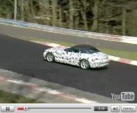 Le nouveau BMW Z4 attaque le Ring'