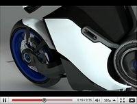 Les lignes de la BMW HP Kunst se dégustent en vidéo