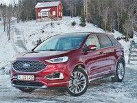 Prise en main vidéo - Ford Edge restylé (2018) : un Yankee au pays d'Ikea