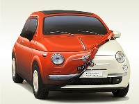 """""""Exclu"""": quelques secrets de la future campagne de pub. de la Fiat 500"""