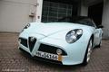 Autodelta aiguise l'Alfa Romeo 8C