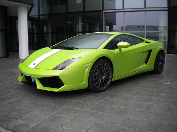 Une Lamborghini Gallardo spéciale pour la fin de carrière de la supercar ?