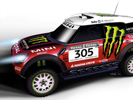 Rallye-raid - X-Raid présente la Mini All4 Racing
