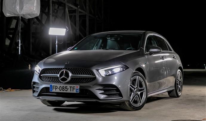 Classe A, le guide d'achat de la Mercedes la plus vendue - Salon de l'auto Caradisiac