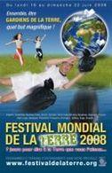 Bientôt le Festival Mondial de la Terre 2008 !