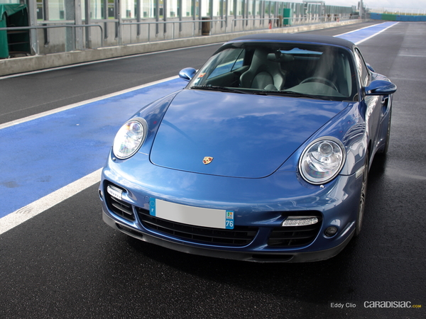 Photos du jour : Porsche 911 997 Turbo Cabriolet (Prestige Racing)