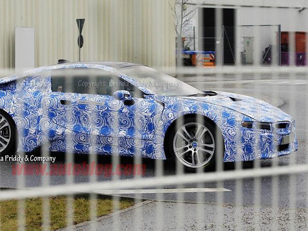 La future BMW i8 surprise