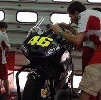 Moto GP - Test Sepang: Valentino Rossi tweete sa GP12 répond à Stoner et dévoile ses ambitions !