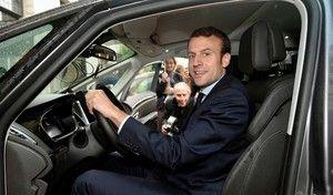 """Macron sur les 80km/h: """"une connerie"""""""