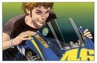Moto GP: Rossi: Un petit remontant pour les fans.
