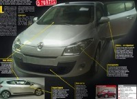 Renault Mégane 3: maintenant en chair et en os