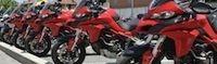 Ducati Week-End les 30 et 31 mai 2015 au Château de Vincennes