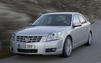 Nouvelle Cadillac BLS Sport... à l'intérieur