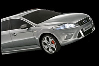 Ford Mondeo SW Concept.. en clair