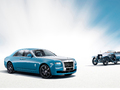 Shanghai 2013 : Rolls-Royce Ghost Alpine Trial Collection