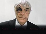 Bernie Ecclestone : défiguré mais désopilant