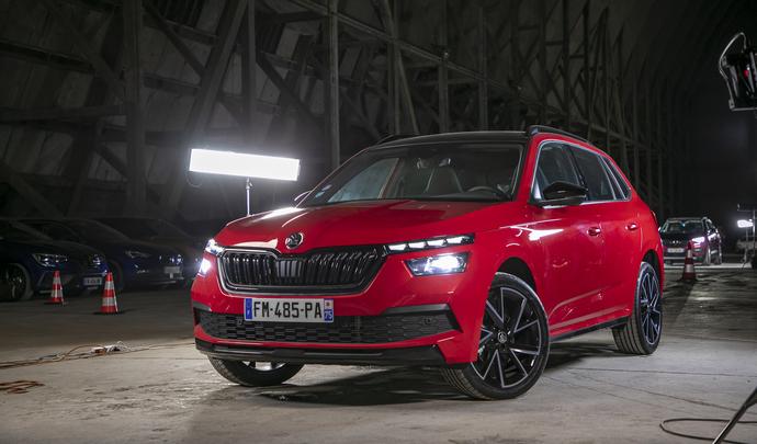 Kamiq : SUV populaire - Salon de l'auto Caradisiac 2020