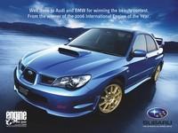 Les publicités du jour : BMW vs. Audi vs. Subaru