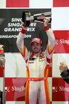 Alonso dédicace son podium à Briatore !