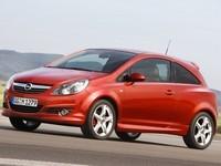 Opel Corsa Van Concept : ... pfff !!!