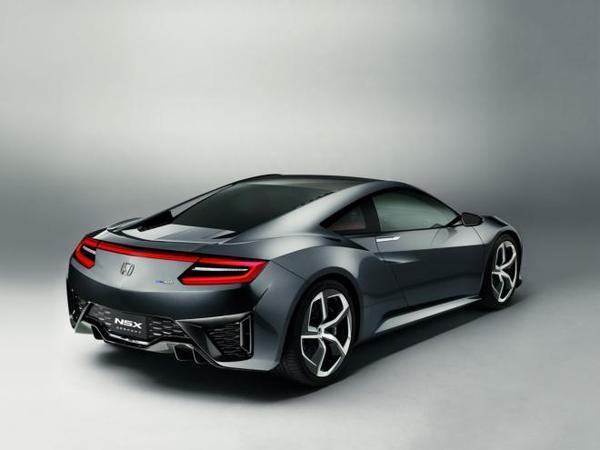 La future Honda NSX en pré-commande...