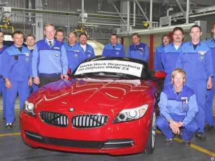 50 000 BMW Z4 E89 dans la nature