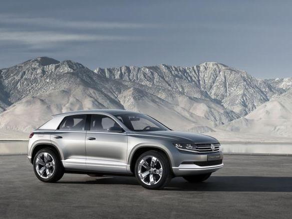 Futur Volkswagen Tiguan: le plein d'infos
