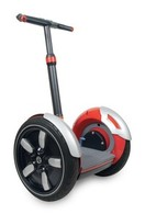 Le Segway est interdit en Hollande...