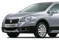 Surprise : le restylage du Suzuki S-Cross se montre en Hongrie