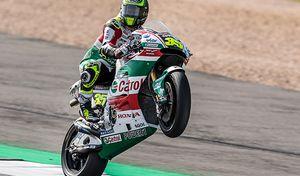 MotoGP - Silverstone J.1: Crutchlow at home et Márquez à terre
