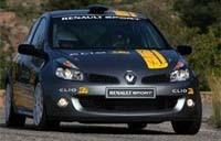 Rallye France 2007: le programme de Renault Sport
