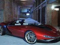 Ferrari autorise la production en série limitée de la Pininfarina Sergio