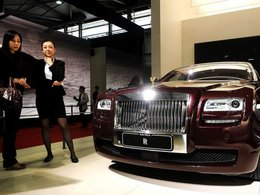 Chine: le nouvel eldorado des voitures de luxe