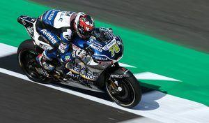 MotoGP - Silverstone J.1: Loris Baz dans le rythme