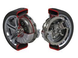La roue électrique commercialisée aux Etats-Unis