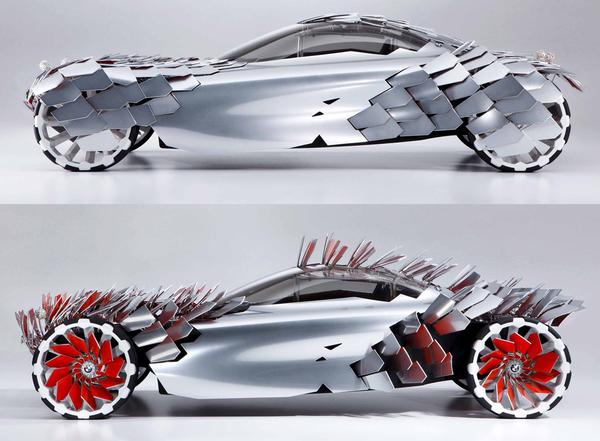 BMW Lovos Concept : piquante
