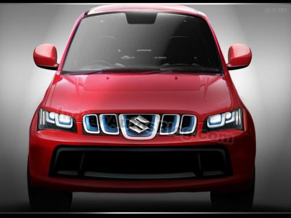 Le successeur du Suzuki Jimny en approche?