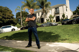 Le garage de Christian Audigier, du lourd ! (33 photos)