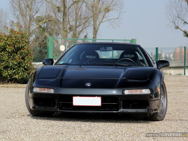 Photos du jour : Acura NSX (Cars & Coffee Paris)
