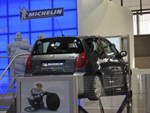 Michelin combat la mauvaise pression des pneus lors du Mondial
