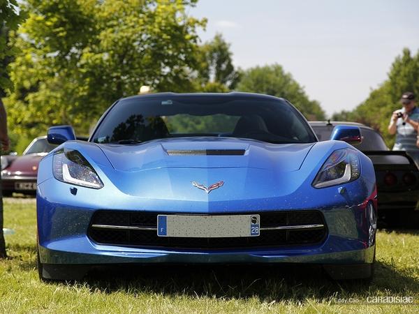 Photos du jour : Corvette C7 Stingray (le Mans)  / Réponse de quizz.