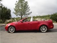 Cadillac CTS découvrable par NEC