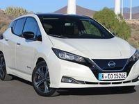 Nissan Leaf E-Plus à autonomie allongée : des tarifs démarrant à 41 700 € et une présentation au CES de Las Vegas 2019