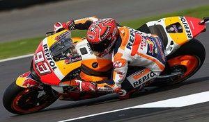 MotoGP - Silverstone J.2: Márquez tout feu tout flamme