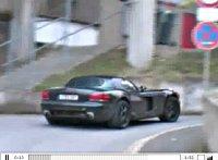 Vidéo : les ronflements de la future Mercedes SLC