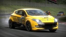 La nouvelle Renault Megane RS dans Need For Speed Shift