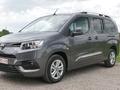Essai - Toyota ProAce City Verso : 50 nuances de gris