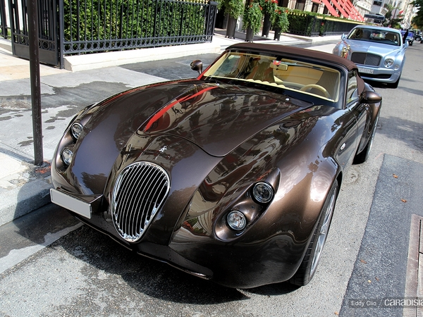 Photos du jour : Wiesmann MF4 Roadster